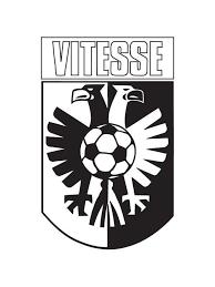 Kids N Fun Kleurplaat Voetbalclubs Nederland Vitesse