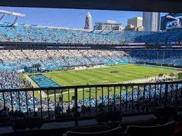 Carolina Panthers Stadium Seating Chart View Photos At Bank Of America Stadium