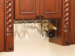 under cabinet wine glass rack. Image Of: Uniqe Wine Glass Rack Under Cabinet Ideas