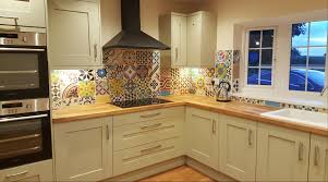 Moroccan Style Kitchen Tiles Moroccan Tiles And Interiors Discover Clifton Village