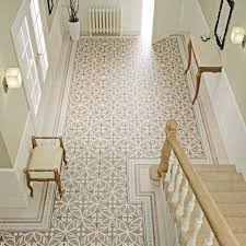 Edwardian Bathroom Tiles Victorian Patterned Bathroom Floor Tiles The Baked Tile Company