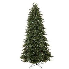 GE - Artificial Christmas Trees - Christmas Trees - The Home Depot