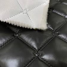 high quality leather upholstery fabric leather car seat fabric faux leather fabric for clothing