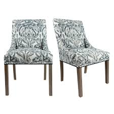 Sole Designs Chair Sole Designs Marie Collection Patterned Upholstery Double