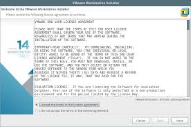 how to install vmware how to install vmware workstation pro 14 on linux systems