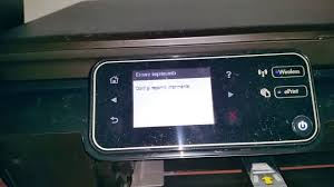 Hp Printer Light Keeps Blinking Blinking Lights On Hp Printer