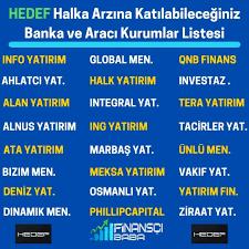 HALKA ARZ HABER (@ArzHaber)