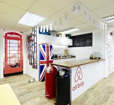 office kitchen designs. AirBnB London Office Kitchen Designs