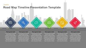 Road Map Timeline Presentation Keynote And Powerpoint Template ...