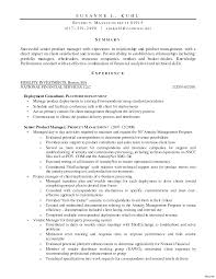 Product Management Resume Resume Of Product Manager Therpgmovie 9