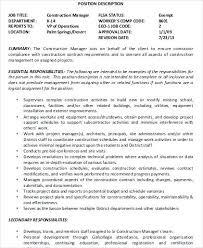 Microsoft Job Description Microsoft Word Job Template Receptionist Description For Front