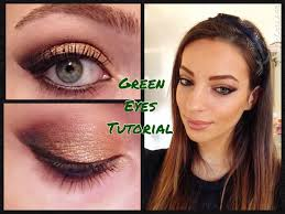 valentines purple bronze smokey eye tutorial for green eyes collaboration emily louise fox you