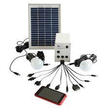 BOL Solar Lamp Portable LED Light Bulb Solar Panel Powered Solar Led Lights For Homes