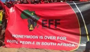 Znalezione obrazy dla zapytania south africa white farmer genocide