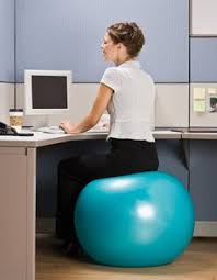 Office Ball 7 Reasons Why A Balance Ball Chair Is Good For Your Spine Marone