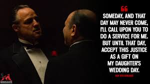Godfather Quotes Stunning The Godfather Quotes MagicalQuote