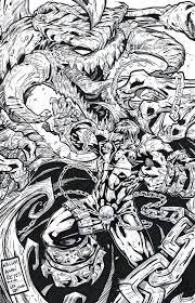 SPAWN vs. VIOLATOR - WAR - Egli - Inks by SurfTiki on DeviantArt
