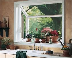 kitchen design apply kitchen clay pots with small decorative plants beautify kitchen