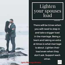 Love Quotes For Husband Delectable Everlean R On Twitter Lighten Your Spouses Load Marriage