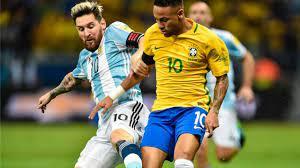 Copa America Final: Brazil vs ...