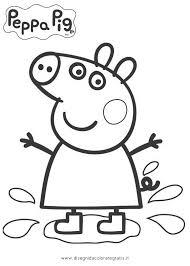Disegno Peppapig12 Personaggio Cartone Animato Da Colorare