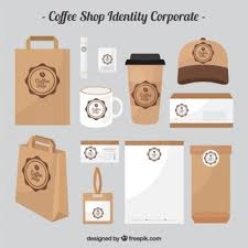 starbucks coffee bag template. Interesting Bag Cardboard Coffee Shop Identity Corporate Inside Starbucks Coffee Bag Template T