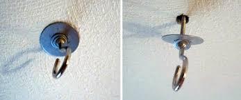 ceiling light hooks making your