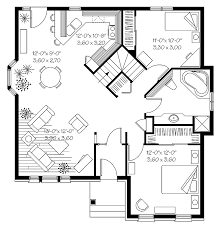 Small Picture 13 One Level Tiny Home Plans Floor Plans Book Tiny House Design