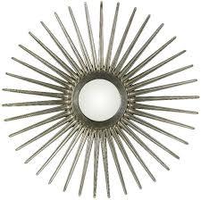 silver sunburst mirror antique silver starburst mirror silver sunburst mirror canada