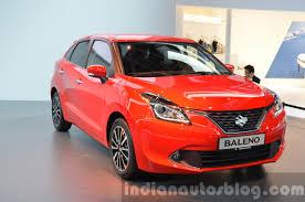 new car launches australia 2015Suzuki Baleno confirmed for Australia launch in Q3