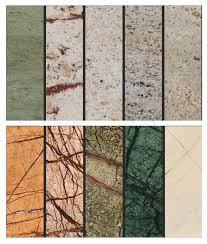 offers a variety of marbles and granites and specializes in exotic serpentine and forest green marble the company also offers slate and sandstone in a
