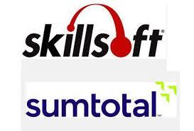 Sum Total Skillsoft Acquisition Of Sumtotal Corporate Training Market Disruption