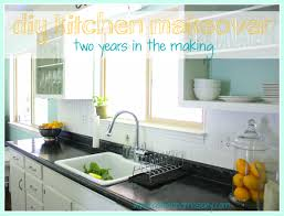 Kitchen Make Over Kitchen Makeover Ideas And Transformations 2 Years In The Making