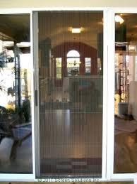 photos of sliding glass door screen replacement
