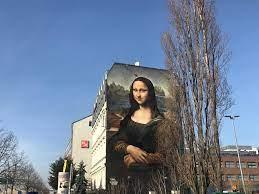 La Gioconda di Berlino si trova a Friedrichshain - il Mitte