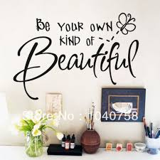 be your own kind of beautiful butterfly wall sticker quote marilyn monroe wall decals home decoration on marilyn monroe wall art quotes with the 34 best wall quotes and sayings images on pinterest wall decal