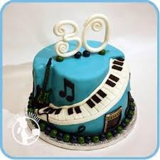 30th Birthday Cake For Husband A Birthday Cake