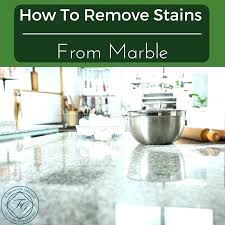 water stains on granite countertops how to remove from cleaning marble do you get hard off