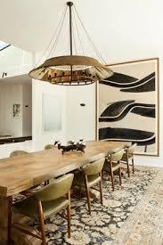 dinner table lighting. beautiful lighting live edge dining table on faded persian carpet  remodelista inside dinner table lighting