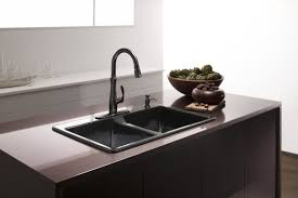 Rubbed Bronze Kitchen Faucet Unique Style Of Oil Rubbed Bronze Kitchen Faucet Kitchen High