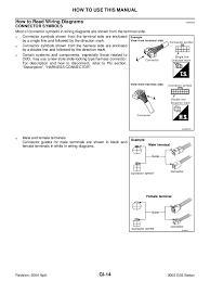 2003 infiniti g35 sedan service repair manual 2003 Infiniti G35 Sedan 03 G35 Wiring Diagrams #24