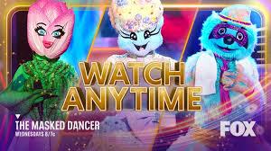 Watch #themaskeddancer anytime on hulu and fox now! The Masked Dancer Maskeddancerfox Twitter