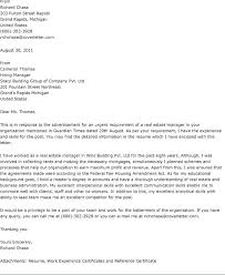 Real Estate Cover Letter Effective Resumes Need To Write A Can Help ...