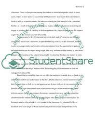 Creativity Essay Creativity In The Classroom Essay Example Topics And Well Written