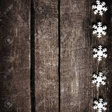 Christmas Background With White Snowflakes And Free Text Space ...