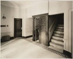 city apartment building entrance. 1860 seventh avenue. apartment building. interior, entrance hallway city building o