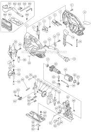 <b>Hitachi</b> Variable Speed Jig Saw   <b>CJ110MV</b>   eReplacementParts.com