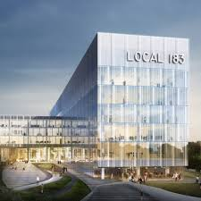 office building architecture. LiUNA Office Building Architecture