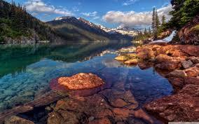 Mountain Lake Wallpapers - Wallpaper Cave