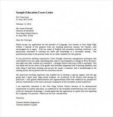 Art Teacher Cover Letter Download Teachers Cover Letter Example For